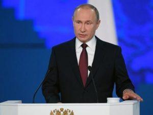 Putin Qarabağ münaqişəsinin həllinin Rusiya üçün əhəmiyyətindən danışdı