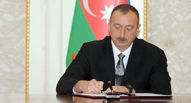 İlham Əliyev Dövlət Komitəsinə sədr təyin etdi