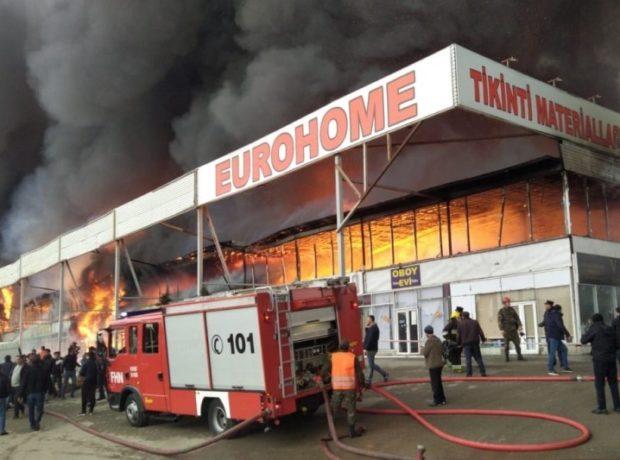"""""""EuroHome""""da aparılan tikinti-quraşdırma işlərinin dayandırılmasına qərar verildi"""