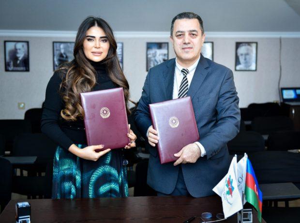 """""""Loqos""""  PM Akademiya ilə əməkdaşlıq haqqında memorandum imzalayıb"""
