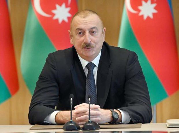 """İlham Əliyev: """"Azərbaycan ali liqada, Ermənistan isə üçüncü liqadadır"""""""