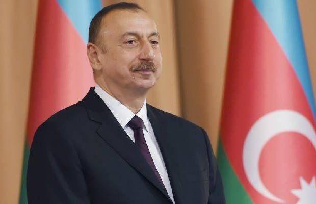 """Prezident İlham Əliyev: """"Bu sual mənə deyil, Neft Şirkətinə aiddir"""""""