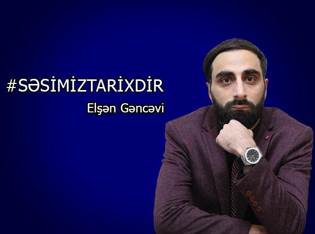 """İnsan qarşısında """"insan"""" – Elşən Gəncəvi"""