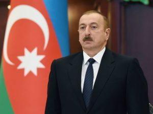 İlham Əliyev Türkiyənin Xarici İşlər nazirinin başçılıq etdiyi nümayəndə heyətini qəbul edib