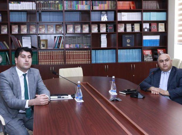 """""""Karabakh İs Azerbaijan!"""" adlı YouTube kanalının təqdimatı keçirilib – Fotolar"""