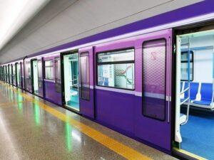 Bakı metrosunda daha bir YENİLİK