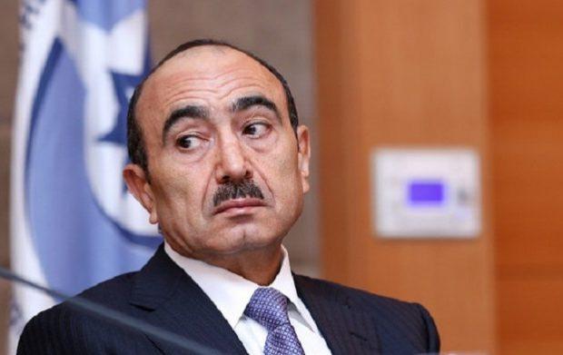 Əli Həsənovun oğlu işdən çıxarıldı – Foto