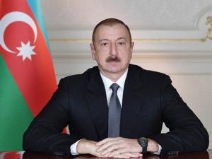 İlham Əliyev Azərbaycan xalqına müraciət edib