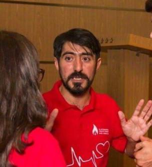 Qan xeyriyyəçisi Fuad Əsgərov Bəhram Bağırzadənin ağciyər donoru olmağa hazırdır
