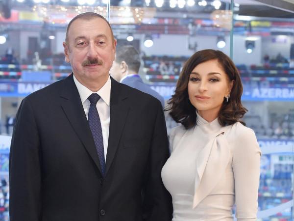 İlham Əliyev və Mehriban Əliyevadan Milli Mətbuat Günü ilə bağlı paylaşım – FOTOLAR