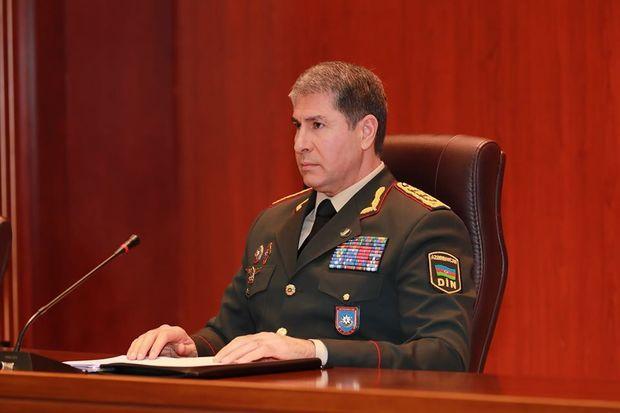 Vilayət Eyvazov generalı vəzifəsindən azad edib