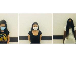 İstirahət mərkəzində ad günü keçirən qadınlar saxlanıldı – Fotolar + Video