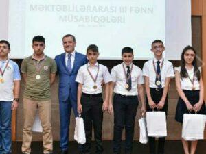 Qızıl medaldan Nobelə gedən yol – Respublikanın birincisi danışır