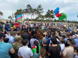Şəhid generalımız və polkovnikimiz dəfn olundu – FOTO/VİDEO