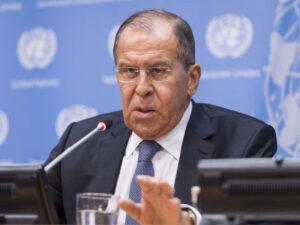 Lavrov Qod Nisanovla görüşdü