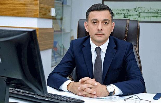 Milli Qəhrəmanın oğlu yeni vəzifəyə təyin edildi