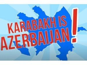"""Diaspor könüllüləri xaricdəki həmyaşıdları arasında """"Karabakh is Azerbaijan"""" şüarını təbliğ edirlər -Video"""