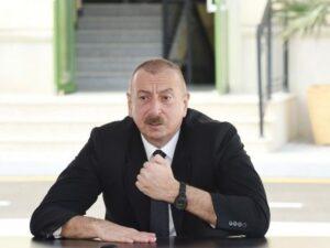 """""""Zəngəzur dəhlizinə qayıdırıqsa, niyə də İrəvana qayıtmayaq?"""" – Prezident"""