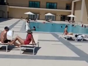 Bakıda daha bir məşhur hoteldə karantin qaydaları pozuldu