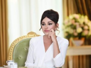 Azərbaycanın Birinci vitse-prezidenti Mehriban xanım Əliyevanın müdrik və xeyirxah siyasəti