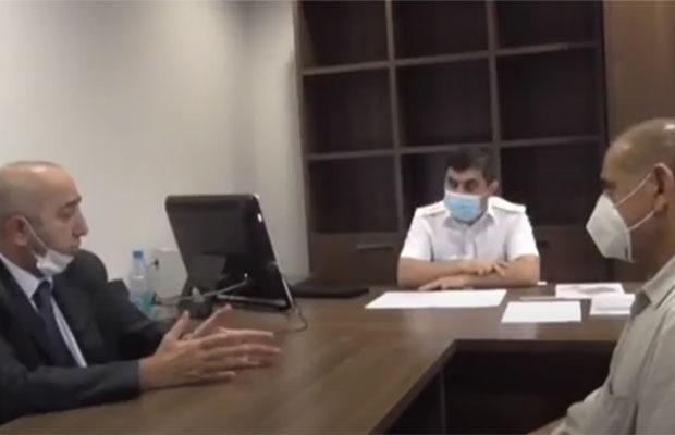 İcra Hakimiyyətindəki əməliyyatdan – Video