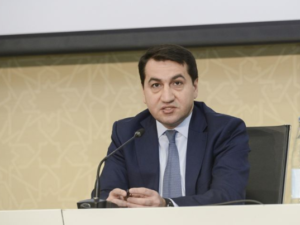 Prezidentin köməkçisi xarici diplomatlarla Tərtər və Ağdamda