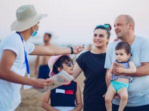 """ASAN könüllülərindən """"Tap və Qazan"""" müsabiqəsi"""