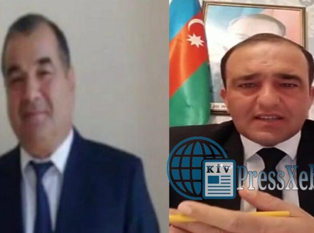 Atamoğlan Babayev jurnalisti məhkəmə ilə hədələyir…