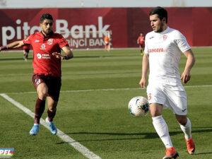 Azərbaycan futbolunda kuryoz hadisə