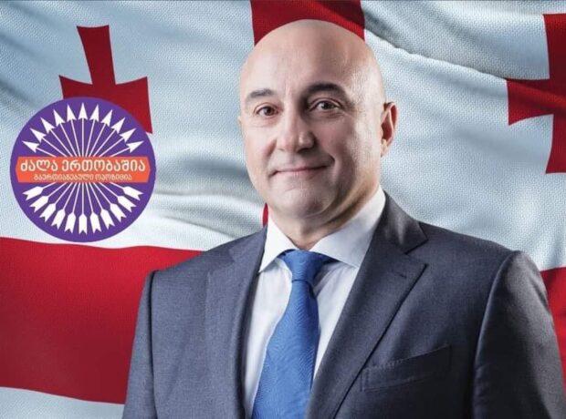 Kaxa Okriaşvili azərbaycanlıların kompakt yaşadığı dairədən Parlamentə ən şanslı namizəddir