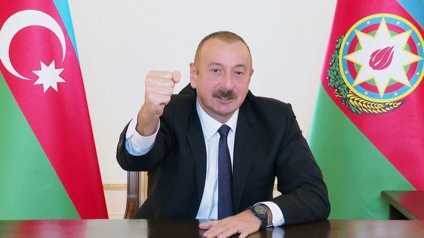 Ali Baş Komandan işğaldan azad edilən əraziləri açıqladı