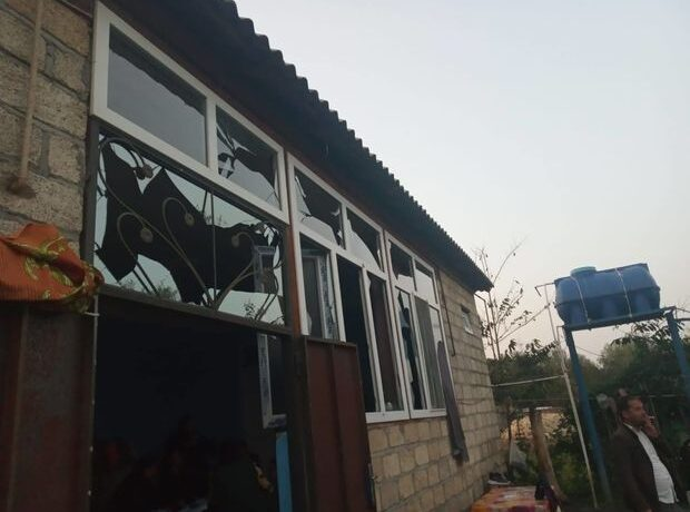 Ermənistanın Bərdəyə raket hücumunun nəticələri