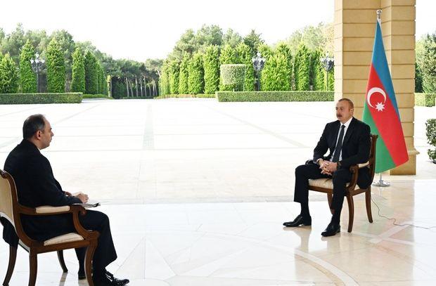 """İlham Əliyev Rusiyanın """"İnterfaks"""" agentliyinə müsahibə verib"""
