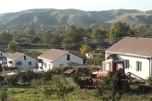 Qubadlı rayonunun işğaldan azad olunan Xanlıq kəndi – VİDEO