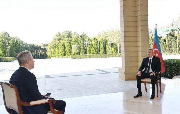 İlham Əliyev Rusiyanın RBK televiziya kanalına müsahibə verib – TAM MƏTN