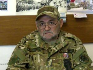 Daha bir erməni general öldü