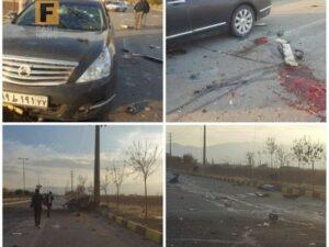 İranda nüvə alimi öldürüldü – FOTO