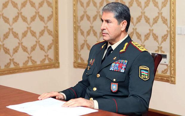 Nazir polkovniki təqaüdə göndərdi