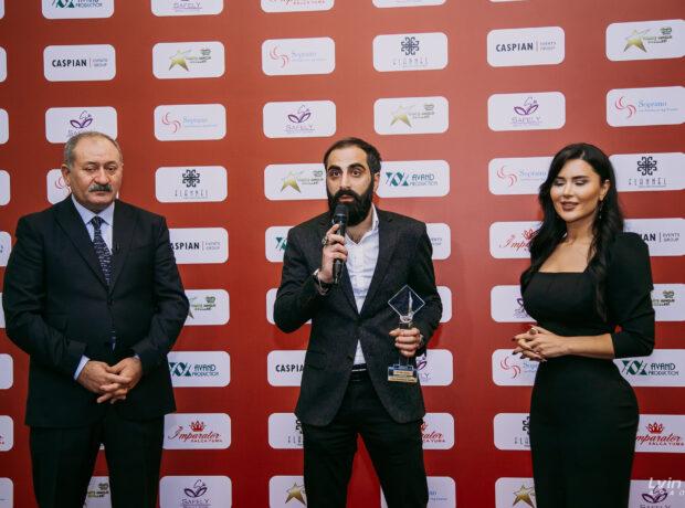 """Elşən Gəncəvi """"Türkiye Gençlik Ödülleri – 2020"""" Mükafatına layiq görülüb"""
