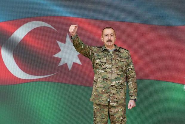 İlham Əliyev: Şuşa işğaldan azad edildi!
