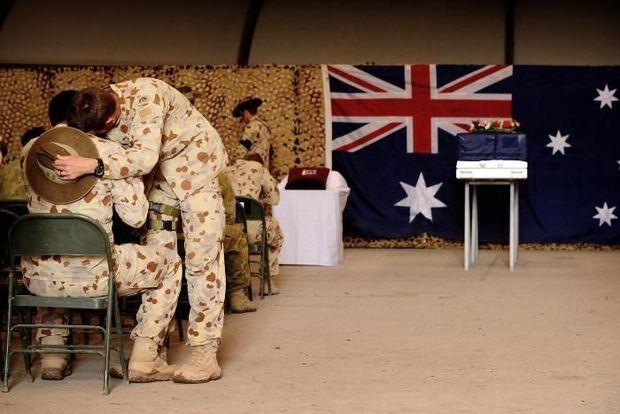 Avstraliya ordusunda kütləvi intihar baş verib