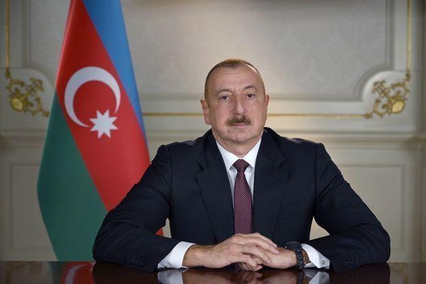 Prezident İlham Əliyev Füzuli rayonuna səfər edib – FOTO