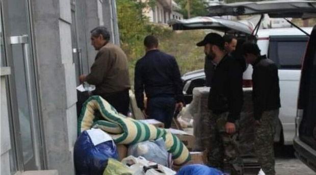 Xankəndi boşdur: 40 min insan Ermənistana qaçıb