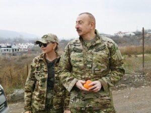 İlham Əliyev və Mehriban Əliyeva Şuşaya gedir – VİDEO