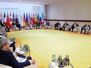 Azərbaycan G20-nin zirvə görüşünə dəvət edilib