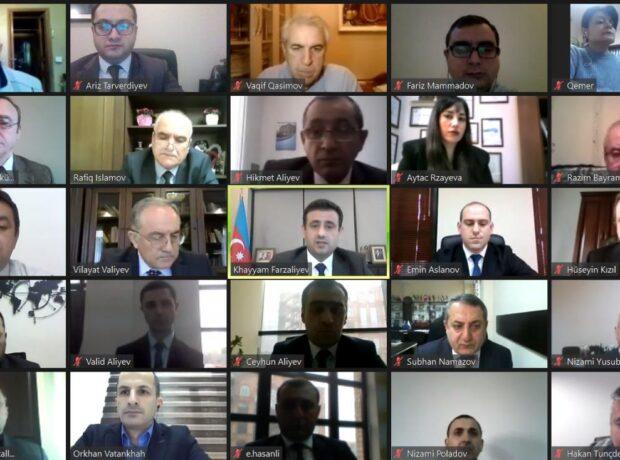 """Azərbaycan Texniki Universiteti ilə """"AzerGold"""" QSC arasında əməkdaşlıq memorandumu imzalanıb"""