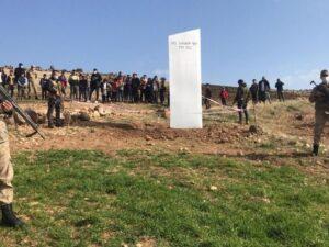 Məşhur monolitdən Türkiyədə də tapıldı – VİDEO