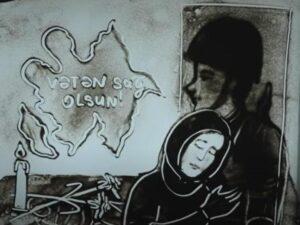 """AzTU şəhidlərinin əziz xatirəsinə həsr olunan """"Vətən sağ olsun"""" animasiyası təqdim olundu – VİDEO"""