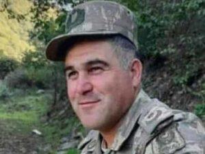 İtkin düşən polkovnik-leytenantın şəhid xəbəri gəldi