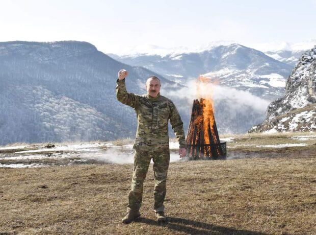 İlham Əliyevin Azərbaycan xalqına müraciəti